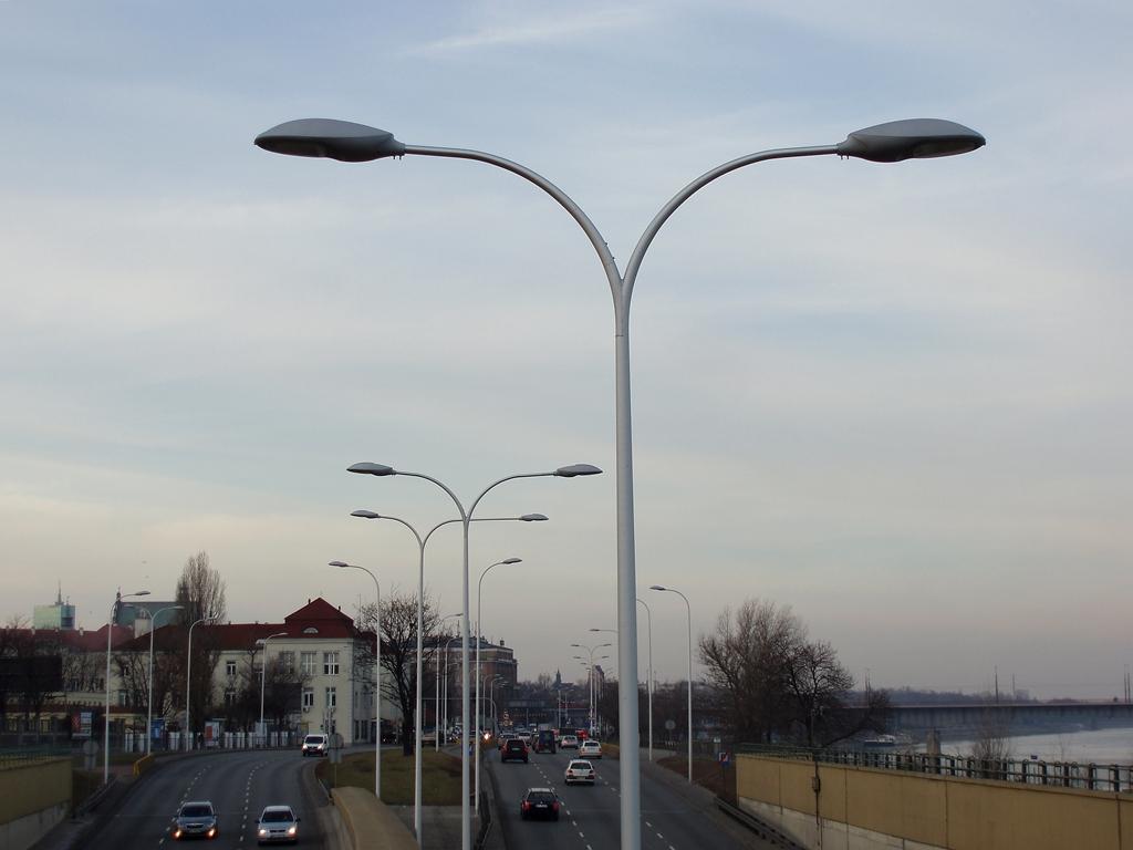 Купить опоры освещения